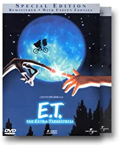 E.T., l'Extra-Terrestre [Édition Spéciale]