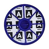 Post Motor und Vor Motor Filter Kit für Dyson DC04 / DC05 / DC08 / DC19 / DC20 / DC21 HEPA Staubsauger,Bodenstaubsauger-Filter