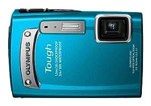 Olympus TG-320 Appareil photo 14 Mpix Zoom optique 3,6x Bleu