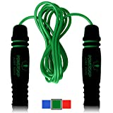 Best RDX jump rope - Epitomie Fitness PowerSkip Jump Rope - Skipping Rope Review