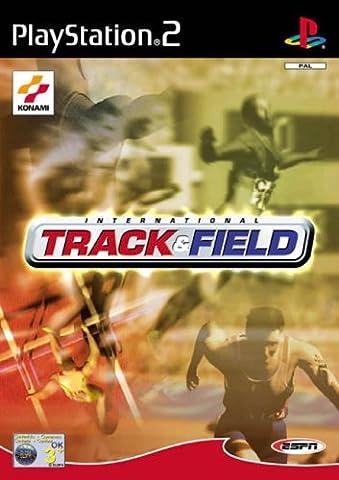 Espn International Track & Field - Sony Playstation 2 -
