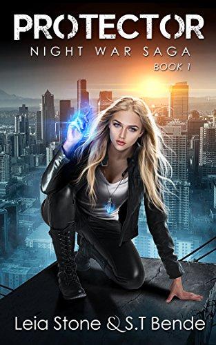 Protector (Night War Saga Book 1) (English Edition) eBook: Stone ...