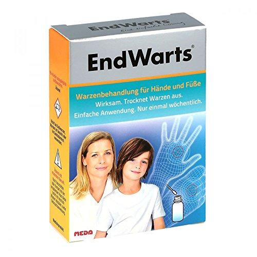 ENDWARTS Lösung inkl.Wattestäbchen 3 ml Lösung