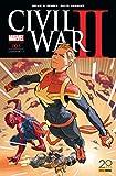 Civil War II nº3 (couverture 1/2)