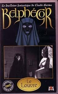 belphégor -le louvre-1ère partie- un film de claude barma avec juliette greco, yves renier, françois chaumette, christine delaroche, rené dary