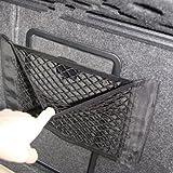 sypure (TM) 400* 250mm lateral de coche trasera maletero bolsillo de red bolsa de almacenamiento para Peugeot 206207301307308406407408508300850084008