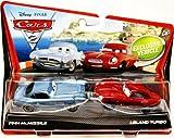 Cars–W6701–Auto Miniatur 2–Finn Mc Missile & Leland Turbo