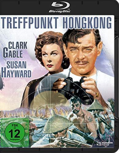 Treffpunkt Hongkong (Soldier of Fortune) [Blu-ray] -