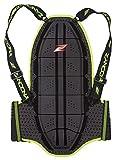 Zandonà - Shield Evo X8High Visibility - Protection dorsale moto 1208/HV XL noir