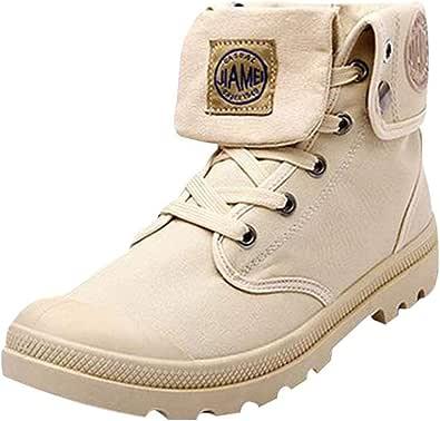 Tasty Life Sneakers Stringate da Uomo E da Donna, Classiche Sneakers da Basket alla Caviglia, Scarpe da Ginnastica Alte in Tela da Coppia Sneakers da Uomo retrò Britanniche Martin.