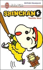 Shin Chan Saison 1 Tome 4