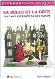 La Belle et la Bête et autres contes de Madame Leprince de Beaumont