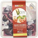 Minioliva Vinagreta Balsámica - Paquete de 50 x 14 ml...
