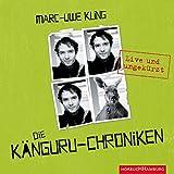 Die Känguru-Chroniken: Live und ungekürzt: 4 CDs - Marc-Uwe Kling