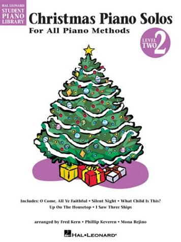 Christmas Piano Solos - Level 2: Hal Leonard Student Piano Library