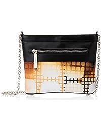 Satyapaul Women's Handbag (Black)