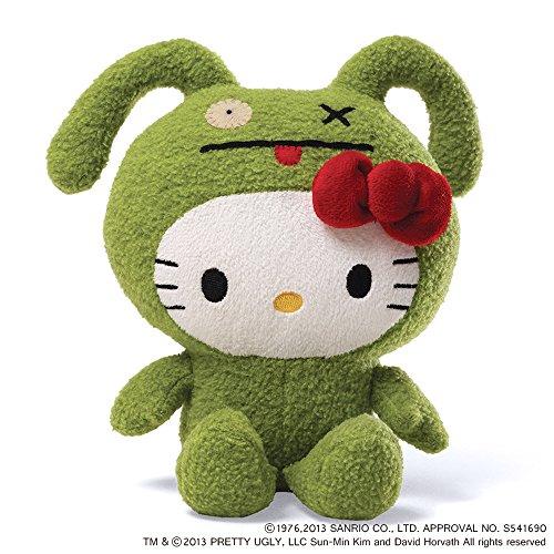 Uglydoll 4037874 Hello Kitty Ox