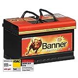 Banner Power Bull Autobatterie 12V 72Ah 660A P7209...