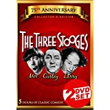 The Three Stooges: Five Hours of Classic Comedy (2 Disc Set) by Moe Howard