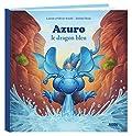 Azuro le dragon bleu (petit format)