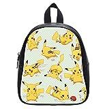 Kids Goods Best Deals - Pretty Good Pokemon Pikachu Custom New kids Backpack School Bag For children (Small) Excellent Design