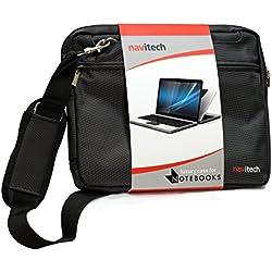 Navitech-Sacoche pour Ordinateur Portable Acer Travelmate P276 Noir