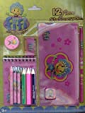 Fifi and the Flowertots: 12 Pcs School Pencil Set
