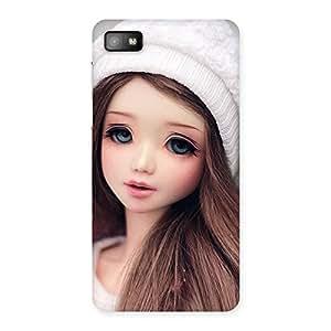 Special Innocent Angel Doll Multicolor Back Case Cover for Blackberry Z10