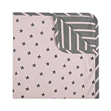 Decke für Bebe Little Star Pink