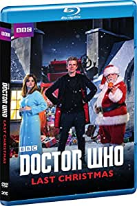 "Doctor Who Special ""Last Christmas"" Stagione 8 (Blu-Ray)"