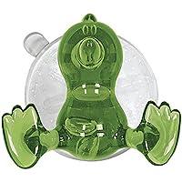 Kleine Wolke MS Kunststoff Baby Bird Wandhaken, grün, 4Stück