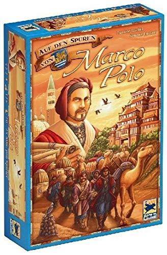 Hans im Glück Auf den Spuren von Marco Polo Brettspiel