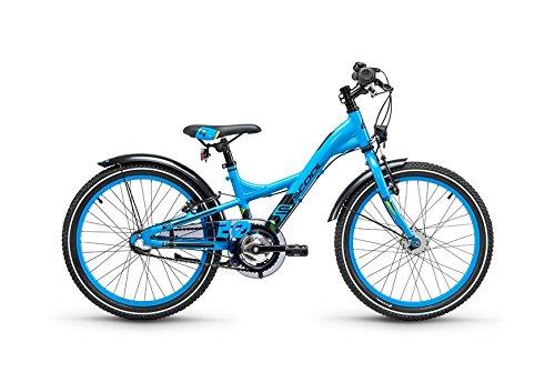 S'Cool XXlite 20R 3-S Kinder Mountain Bike 2018 (28cm, lightblue Matt)