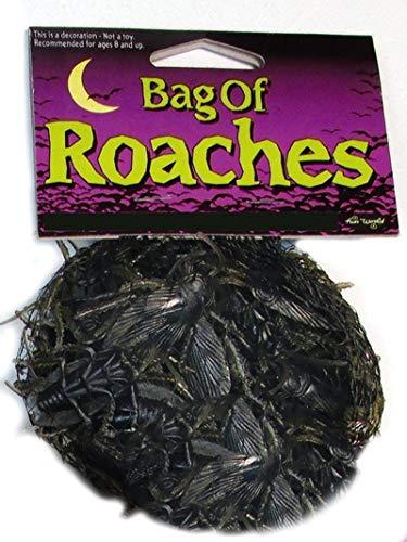 Bag O Rauchbraune Dekoration (Kostüm Halloween Großhandel)