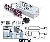 Beleuchtung Infrarot Sensor für auf/aus ausschalten von Küche Schrank Beleuchtung, offene door-lights Drehen auf