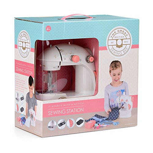 Toyrific Great British Sewing Bee Children's Sewing Station