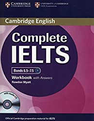 Complete IELTS Bands 6.5-7.5 Workbook with Answers with Audio CD by Rawdon Wyatt (2014-06-23)