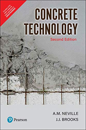 Concrete Technology | Second Edition | By Pearson
