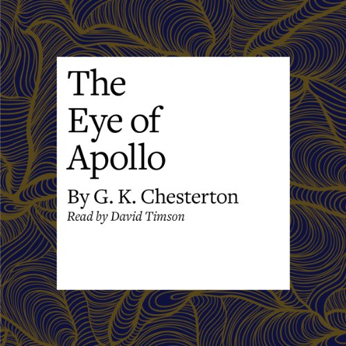 The Eye of Apollo  Audiolibri