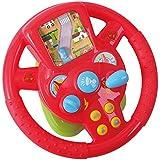 PlayGo - Volante eléctrico con sonido y luz (Colorbaby 2456)