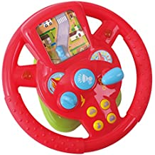 Playgo - Volante eléctrico con sonido & luz (ColorBaby 42511)