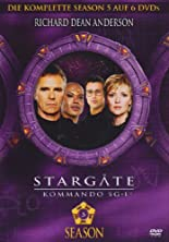 Stargate Kommando SG-1 - Season 5 (6 DVDs) hier kaufen