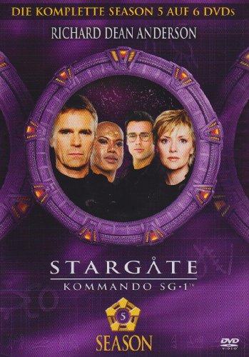 Stargate Kommando SG 1 - Season 5 Box