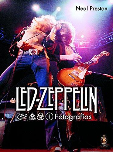Led Zeppelin. Fotografias (Em Portuguese do Brasil)