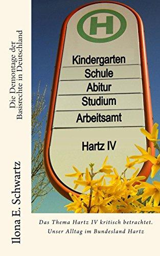 Buchseite und Rezensionen zu 'Die Demontage der Basisrechte in Deutschland' von Ilona Elisabeth Schwartz