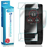 ILLUMI AquaShield (2-Pack) Screen Protector + Back Cover for Garmin Vivoactive HR / Premium High Definition Ultra Clear / Invisible Bubble-Free UV Resistant Film w/ Lifetime Warranty