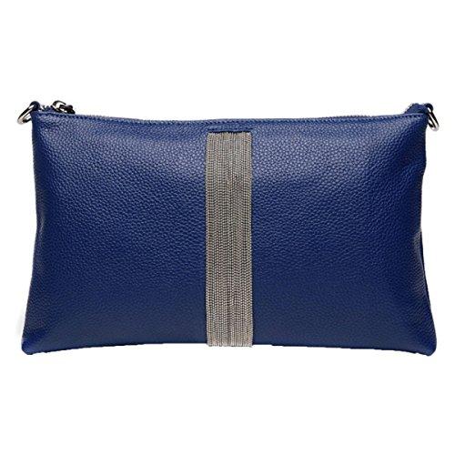 Weibliche Handmode Flut Große Kapazität Leder Umschlag Tasche Handtasche,Style4 Style5