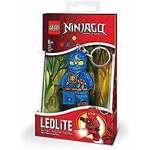 Universal Trends Lego Ninjago mini linterna - Jay, aproximadamente 7,6 cm IQ40260