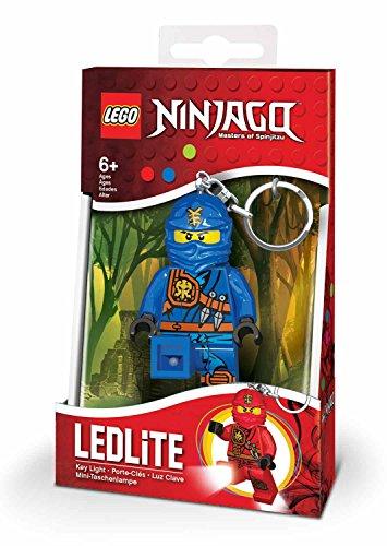 chenlampe Ninjago, Jay, ca. 7,6 cm (Blaue Lego Ninjago)