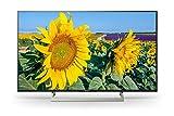 Abbildung Sony KD-55XF8096 139 cm (55 Zoll) Fernseher (4K HDR, Android TV, Ultra HD, Smart TV mit Sprachsteuerung) schwarz